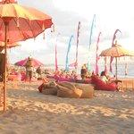 la plage de Seminyak