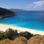 Beautiful Myrtos Beach