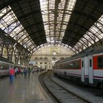Barcelona de Franca train station