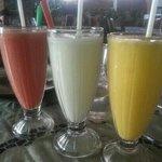 Jambu - Soursop - Mangga juice