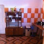 Communal room / kitchen