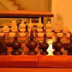 Cambodian chess game