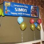 Simon's 50th Birthday