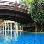 Pools in Hotsprin Beach Resort