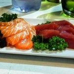 Excellent sushimi