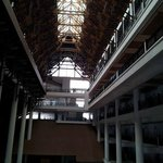 main Lobby roof area