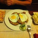 Whopping Schnitzel