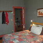 Bedroom, Queen's Suite