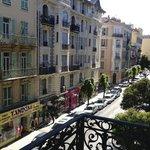 балкончик 2го этажа