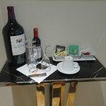 Passende Zimmerdeko für eine Weinregion