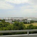 Habitación orientada hacia el mar. Vistas del campo de golf.
