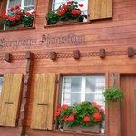 Berghaus Pfingstegg - outside