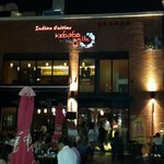 Indain Restaurant 'Kebab on Grille' at the Cool Docks