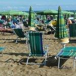 Sonnenschirme mit Schliessfach