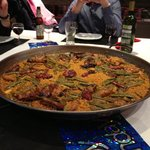 Pork Rib and Chicken Paella :-)