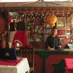 Sunny the bartender