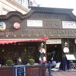 La Taverne des deux augustins à Etretat