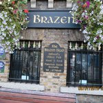 Street view of the Brazenhead
