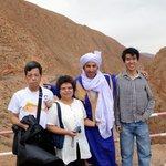 Hanssan 與我的家人