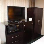 TV / Microwave / Fridge