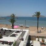View facing Mar Menor
