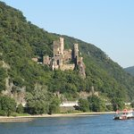 Crusing from Rudesheim to Koblenz