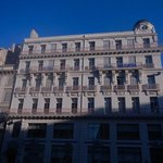 Hotel Oceania Escale, street view