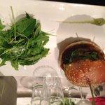 Pas mal le hamburger !!!!