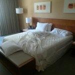 A super cama....
