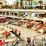 Shopping Center Larcomar (Centro Comercial Larcomar)