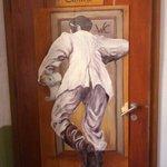porta di ingresso bagno