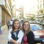 la calles del Cairo