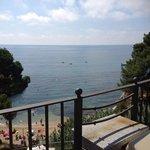 vistas de la Cala de Pi desde los Balcones del hotel
