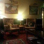 Wohnzimmer-Pub