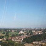 York dall'alto