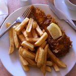 Ohh Fish and Chips....................