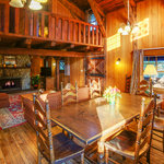 Historic Harding Cabin