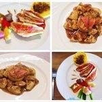 CAP120 Restaurant Foto