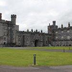 Kilkenny Castle across the street