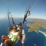Paragliding 5-9-2013 Oludeniz turkije