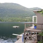 Photo de Sakinaw Lake Lodge