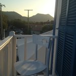 oda balkon
