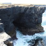 Cliffs of Kilkee (not as high, but more room to explore)