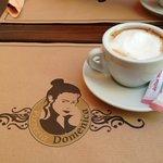 Pizzeria Domencia Cappuccino