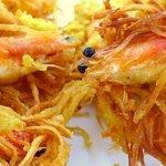 Shrimp Beignet