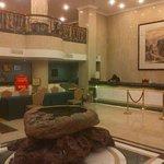 No. 1 Hotel Lobby