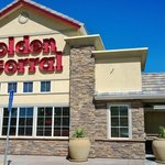 Golden Corral in Hesperia, California