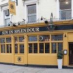 Outside the Sun In Splendour, Notting Hill