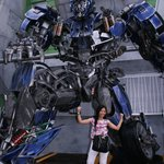 Great experience and a must to see theTransformer 3D ride