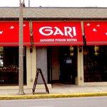 Gari Needham storefront